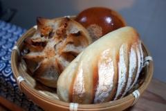 Pin de Bleuのパン