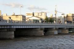 北大路の橋下