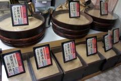 表のお米販売エリア