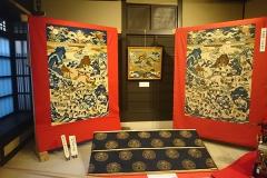 岩戸山の展示