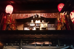 橋弁慶山の弁慶と牛若丸