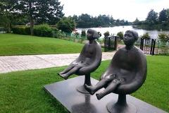 蓼科高原芸術の森彫刻公園