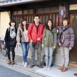 台湾からご家族でご宿泊  A sweet family from Taiwan.