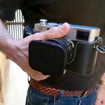 ご夫婦揃って素敵なLEICAのカメラをお持ちでしたA couple with their beautiful LEICA cameras