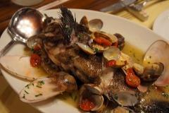 魚介の煮物