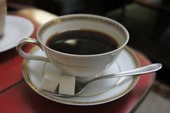 コーヒーもおいしいです