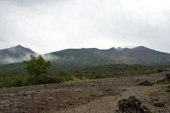 十勝岳展望台