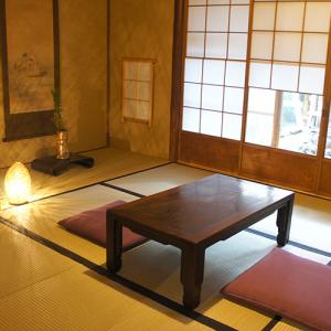 縁側の間 Engawa (veranda) room