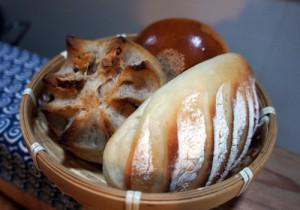 Pin-de-Bleuのパン