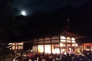 素敵な満月の夜